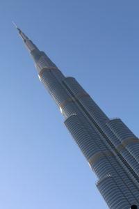 Burj Khalifa en famille