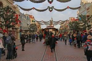 Disneyland Paris en famille