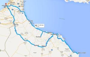 Circuit famille Oman Petits Globetrotteurs