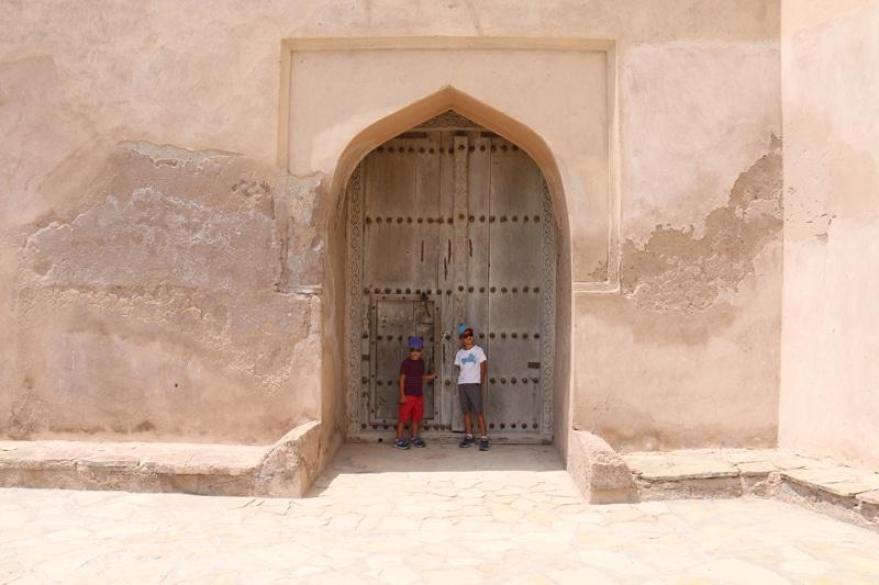 Fort de Barka Oman