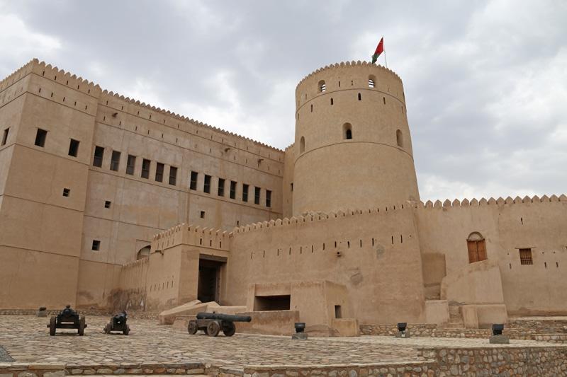 Fort de Rustaq Oman