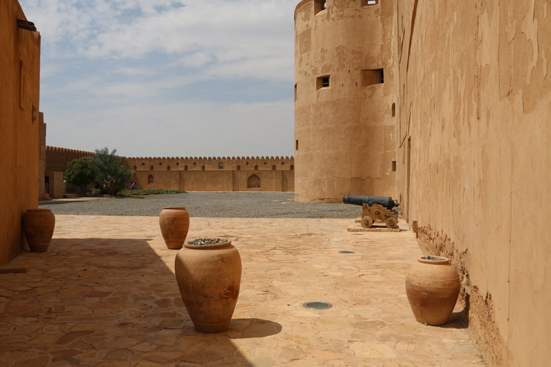 Chateau de Jabrin Oman