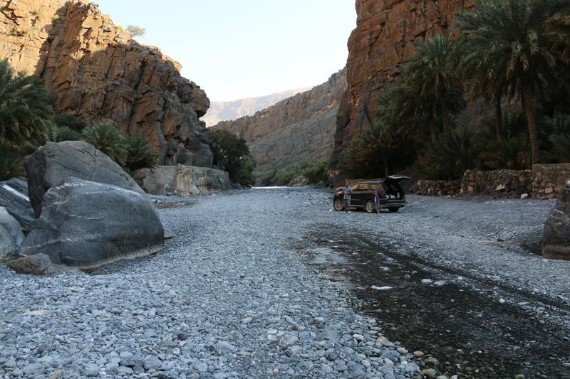 Jebel Shams Oman