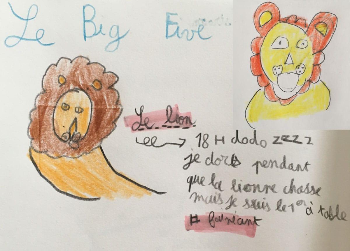 carnet de voyage pour enfant exemple Petits Globetrotteurs