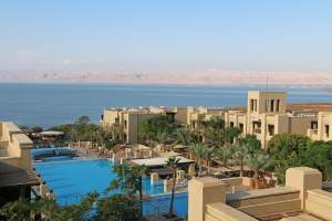 jordanie famille hotel mer morte