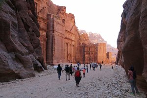 jordanie en famille - petra