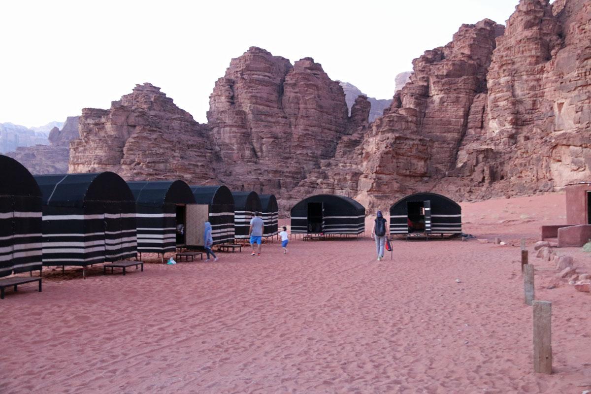 jordanie en famille wadi rum