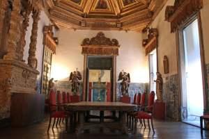 intérieur chapelle cathedrale porto