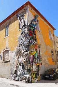 sculpture lapin porto
