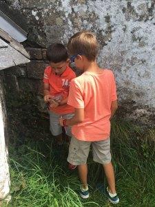 petits globetrotteurs geocache chasse au trésor