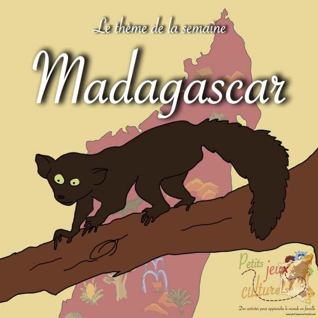 Aye Aye de Madagascar