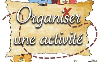 Des activités pour apprendre, s'amuser et être ensemble