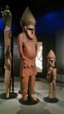 Statues funéraires Kalash, photo de Marine Monnier