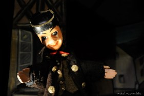 Guignol marionnette