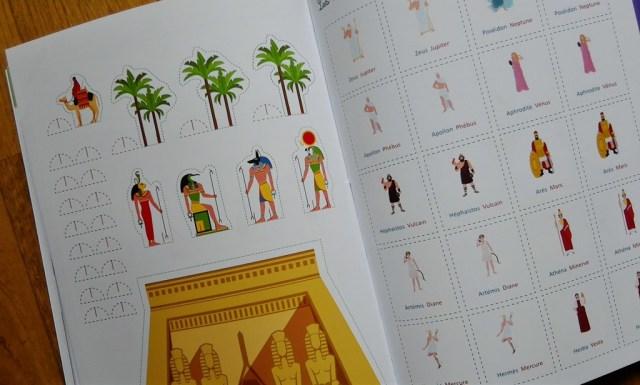 Montessori histoire du monde vignettes