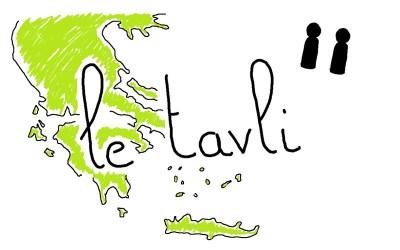 30 jours 30 jeux : le Tavli de Grèce