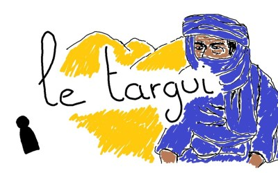 30 jours 30 jeux : le Targui des Touaregs