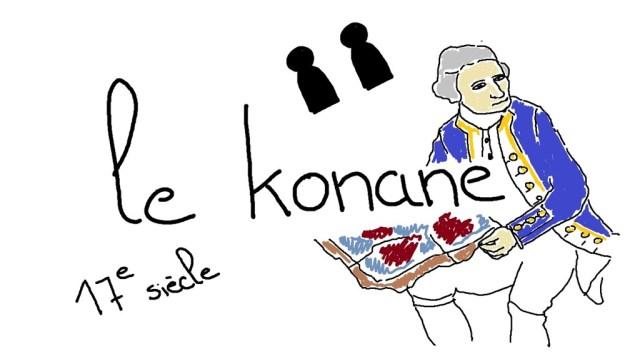 règles du jeu konane