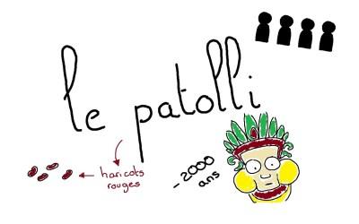 30 jours 30 jeux : le Patolli des Aztèques