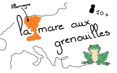 30 jours 30 jeux : la Mare aux grenouilles d'Allemagne