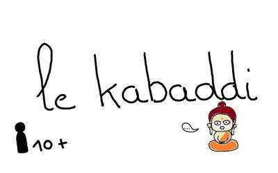 30 jours 30 jeux : le Kabaddi d'Inde