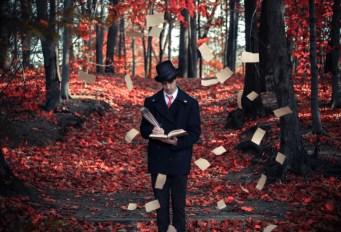 raconter une histoire pour apprendre : storyteller, photo de Michael Shaheen (CC BY-NC-ND 2.0)