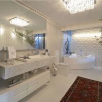 Banheiro: branco x bege?