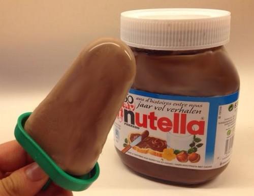 Btons glacs au Nutella  petitweblu