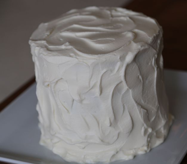 Mascarpone frosting