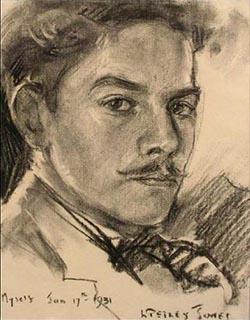 LPJ self portrait 1931