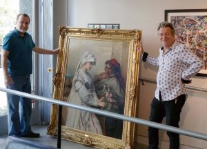Expert art sales and services