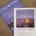 Amelia Alcock-White in Essential Magazine