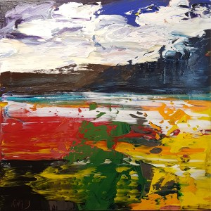 Matt Petley-Jones - Coastal Colours 30x30