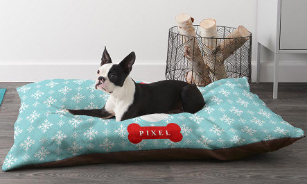 Personalise Pet Beds for Dogs and Cats