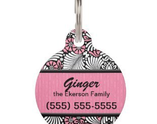 Custom Pet ID Tags