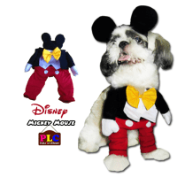 Pet Costumes: Wave6- Mickey and Minnie Mouse | PetLovers ...