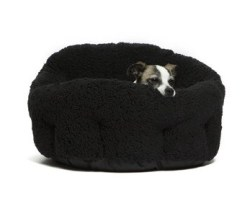 Best Friends By Sheri Orthocomfort Deep Dish Cuddler In Sherpa