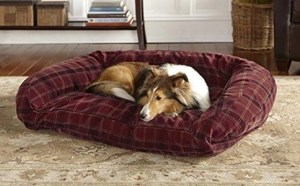 Orvis Deep Dish Toughchew Dog Bed