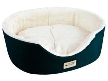 Armarkat Oval Shape Cat Bed