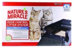 Natures Miracle Natures Miracle Multi Cat Self Cleaning Litter Box