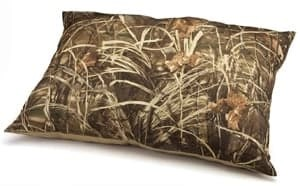 Dallas Manufacturing Co. Camouflage And Khaki Pet Bed