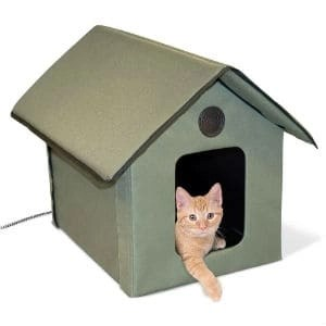 KH Manufacturing Outdoor Kitty House