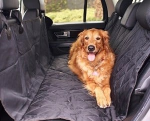 BarksBar Luxury Pet Car Seat Cover 2