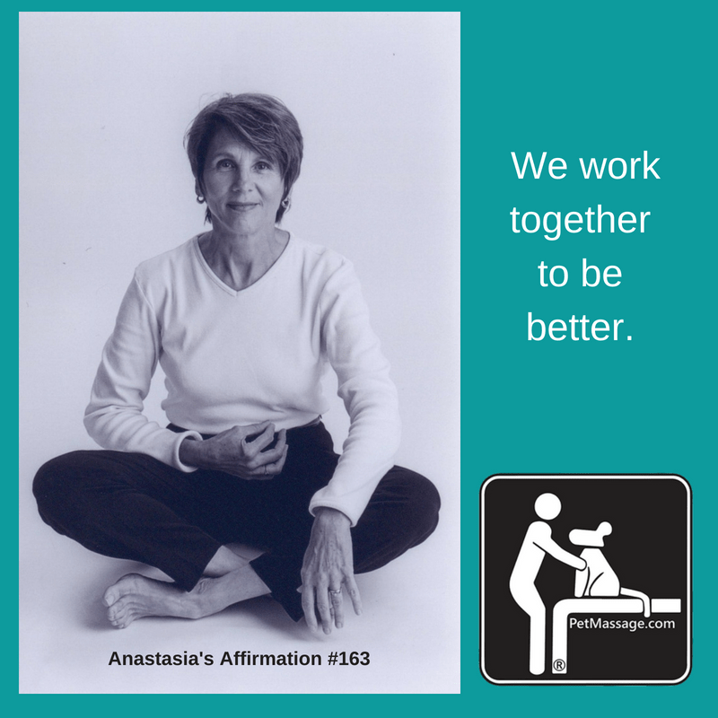 We work together to be better.
