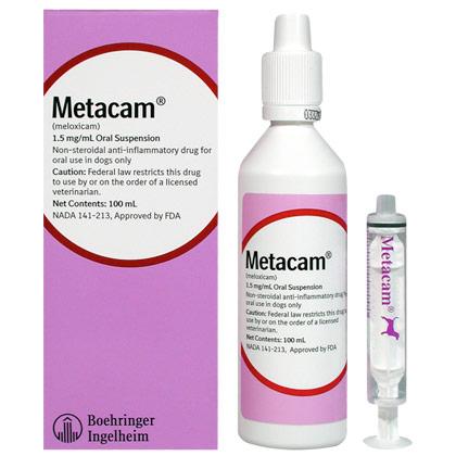 Metacam For Dogs Petmedmart Pet Pharmacy