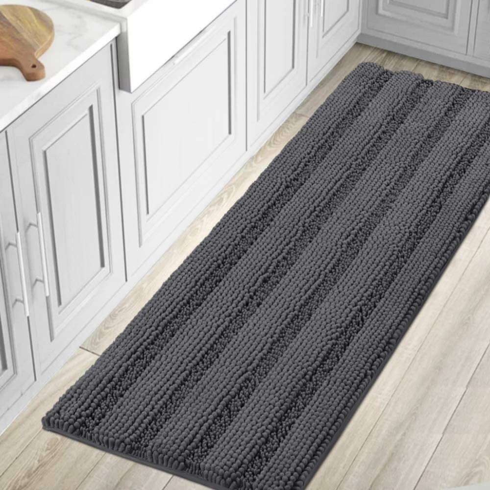 ideas for best rug in front of kitchen sink