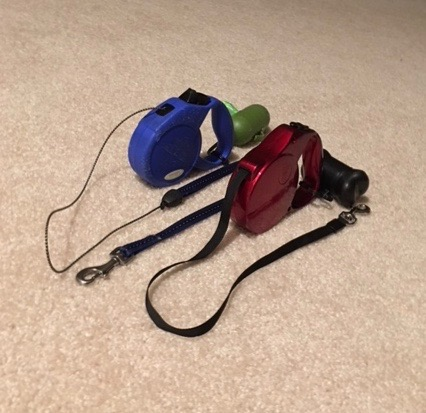 If you don't know why retractable leashes aren't safe, you might want to read this article