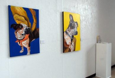 Kyla Lakin - BFA - Left Side of Gallery III