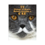 Book Review- 77 Things to Know Before Getting a Cat