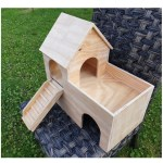 ETSY Store Review- PetsGang-Wooden Enclosures for Small Animals
